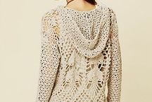 SHRUGS SHAWLS & SWEATERS / by Maxi Duvall