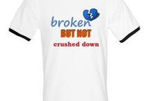 Brokenheart T-Shirts / by Jocelyn Soriano