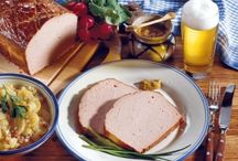 German meats