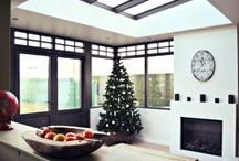 Verwarmingsmogelijkheden / In een leefveranda zijn er talloze mogelijkheden om te verwarmen. Hier kan u slechts enkele voorbeelden bekijken ter inspiratie