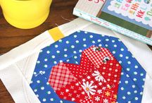 Inspiration: Quilt Blocks