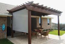 Progetti tettoia