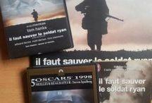 Seconde Guerre Mondiale / Livres, albums, romans, documentaires ou films qui ont trait au conflit, à la Shoah, au Débarquement du 6 juin...