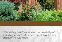Our Happy Clients / See what our clients have to say about our landscaping and design services!