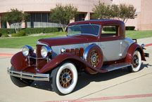 Old cars that I like / Old cars that I would like to have