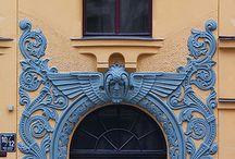 Doors and Windows / Doors and windows and windows and doors. / by Pamela (AllHoney)