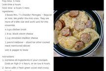 Recipes Crickpot