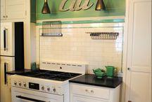 Vintage 30's kitchen ideas