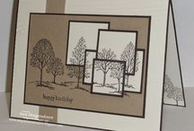 Cards tree / bomen