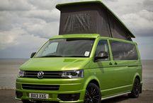 Camper Van Dreams