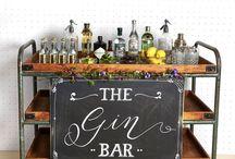 Gin Housewarming