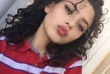 Curly hair 2017