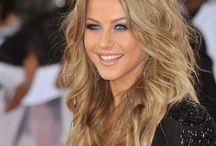 Haarkleure en style