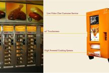 Fast Food Vending Machines