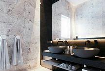 Amazing bathroom space
