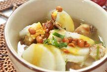 Resep soto dan sop