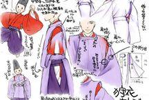衣装・着物の構造