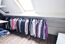 Kleiderschrank begehbar