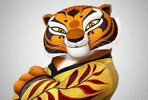 Animaux - Tigres