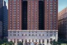 Omni William Penn Hotel, Pittsburgh Weddings / http://www.omnihotels.com/FindAHotel/PittsburghWilliamPenn.aspx / by Omni Hotels & Resorts