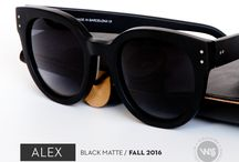 Alex & Bigsur by Wilde Sunglasses