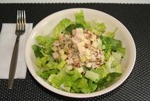 Salads and veggies / by Joy Elskamp