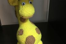 Crochet creations, gifts and toys / Crochet projects as a beginner.