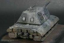 Tanks E100