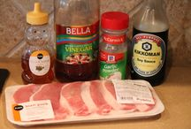 Recipes - Marinades