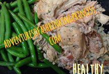 21 Day Fix Crock Pot Meals / all fix approved crock pot meals!