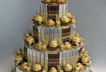 słodki tort