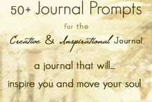 journal and book ideas