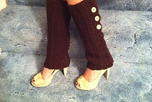 leg-warmer and boot top