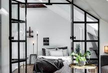 Warmly bedrooms