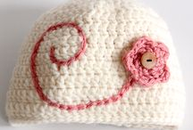 Crotchet hats / Hats for children & adults