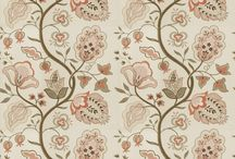 Color Trend: Coral / A collection of Coral fabrics, trimmings and wallcoverings from our family of brands.