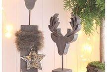 Holz, Winter, Weihnachten
