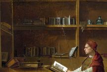 15th Century Portraits - Male Readers