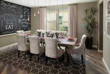 Dining room / by Cecilia Medina-Torres
