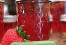 Jams, Jellies & Preserves