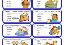 English lesson