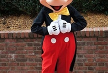 Mickey Mouse / Fall in love with Mickey Mouse all over again.
