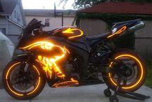 Motorfietse / Motorfietse