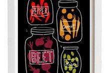 Amazing Food Illustration / Inspiring examples of fantastic food illustration
