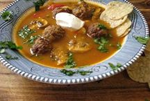 Mexican Flavors / Mix of Mexican, Southwest, and Tex-Mex flavors.   / by Mark Viers