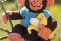 Crochet Amigurumi / by Tazeem Iqbal Ch