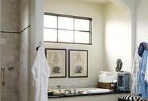 bathroom remodel / by Whitney Carlstone