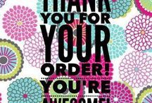 younique thank you for your order