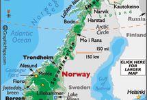 Countries Norway / by Judy Gacek