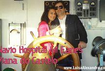 Navio Hospital Gil Eanes • Viana do Castelo